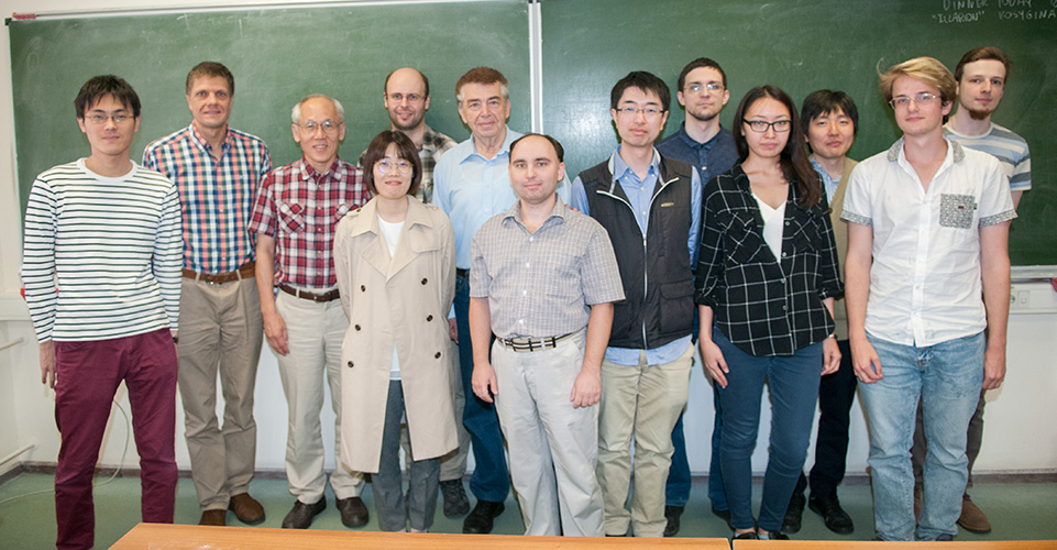 Japanese-Russian Seminar on Toric Topology and Homotopy Theory