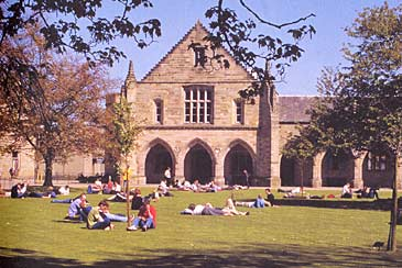 University of Aberdeen, Scotland