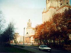 Lomonosov Moscow State University, Faculty of Mechanics and Mathematics, Russia
